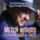 Cover Mitch Woods A Tip Of Hat To Fats.p