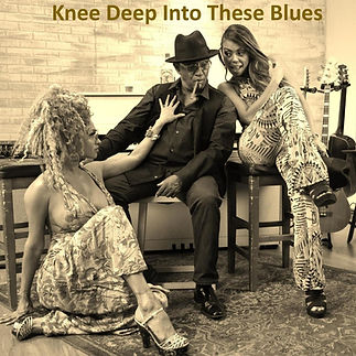 Cover Bluesman Mike & tThe Blues Review