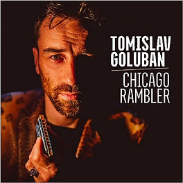 Cover Tomislav Goluban Chicago Ranbler.j