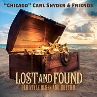 Cover Chicago Carl Snyder - Lost & Found