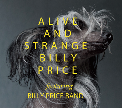 14 billy price Alive and Strange 2017.pn