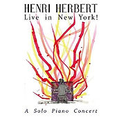 Cover Henri Herbert - Live In New York.j