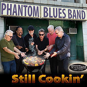 Cover Phantom Blues Band - Still Cookin'