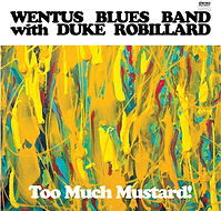 Cover Wentus Blues Band with Duke Robill