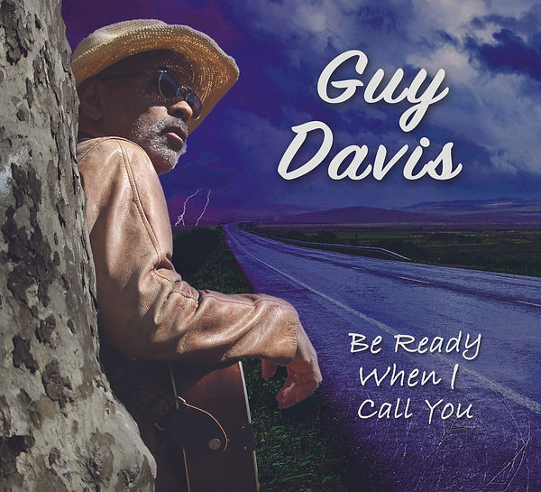 Cover Guy Davis - Be Ready When I Call Y