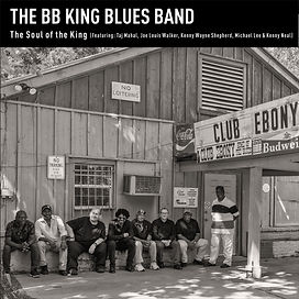 Cover The BB King Blues Band The Soul Of