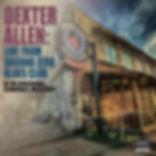 Cover Dexter Allen Live From Ground Zero
