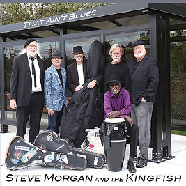 Cover Steve Morgan and The Kingfish That
