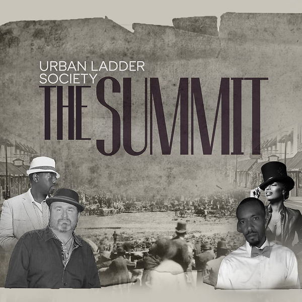 Cover Urban Ladder Society - The Summit.