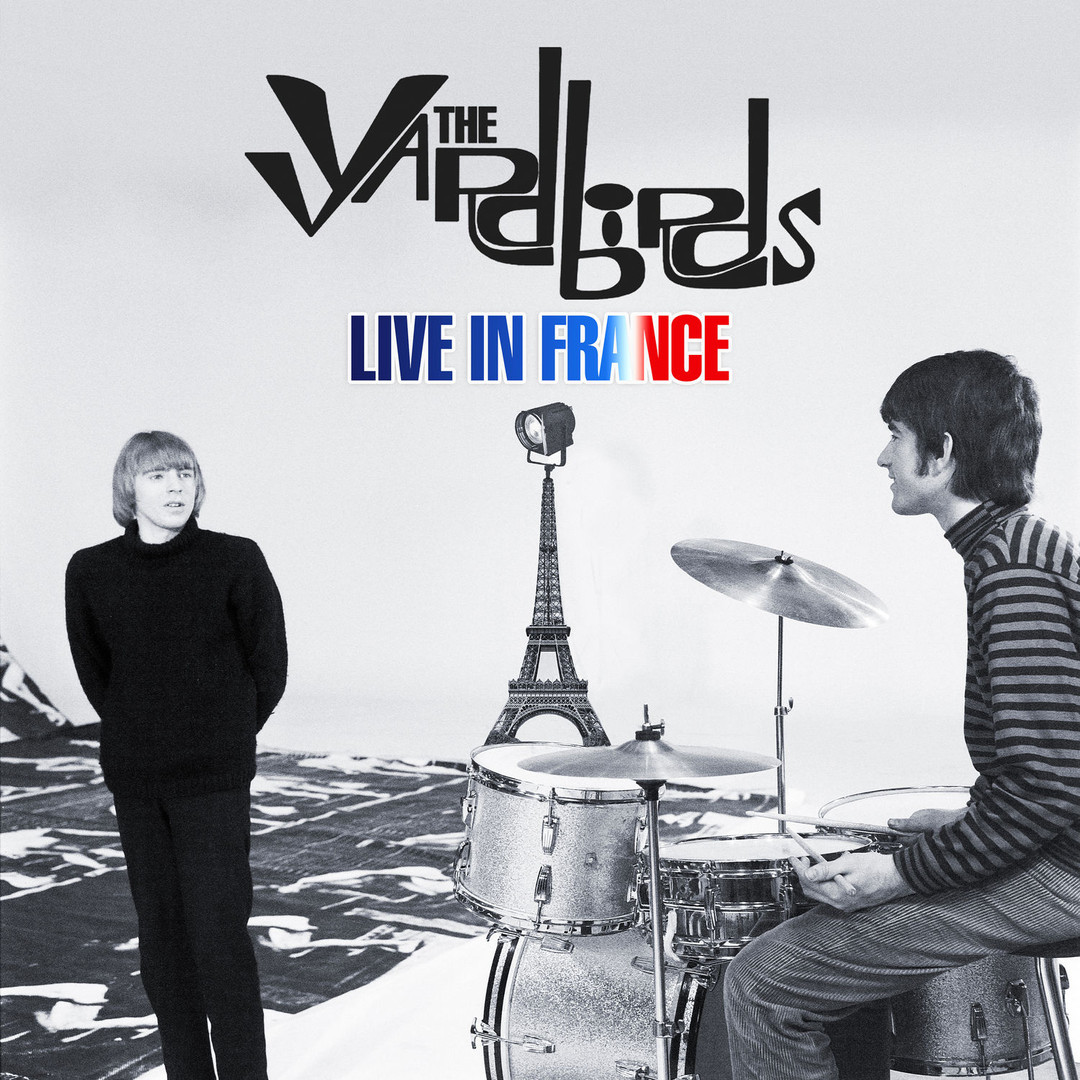 """The Yardbirds - """"Live In France"""" (2020)"""