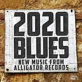 Cover 2020 Blues New Music From Alligato