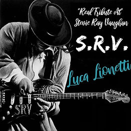 Cover Luca Lionetti - Real Tribute At St