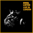 Cover Errol Linton -  Live In London f.p