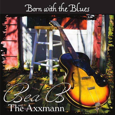 Cover Bea B and The Axxmann Born With Th