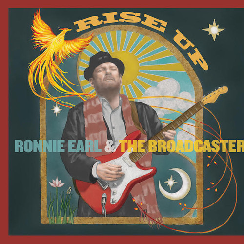 "Ronnie Earl & The Broadcasters - ""Rise Up"" (2020)"