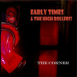 Cover Early Times & The High Rollers - T