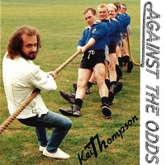 Keith Thompson - Against the Odds  (1989)
