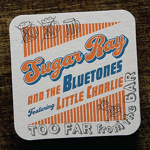 Cover Sugar Ray & The Bluetones - Too Fa
