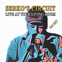 Cover Serko's Circuit - Live At Your Liv