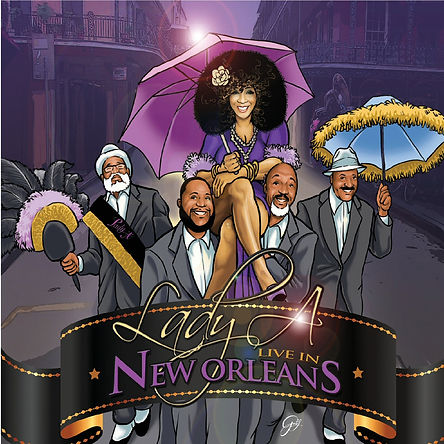 "Lady A - ""Live In New Orleans"""
