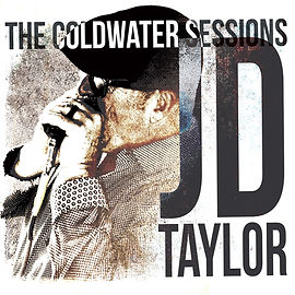 Cover JD Taylor - The Coldwater Sessions