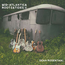 Cover Dean Rosenthal Mid America Roots &