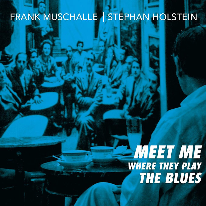 Cover Frank Muschalle - Meet Me Where Th