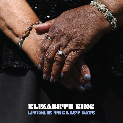 Cover Elizabeth King - Living In The Las