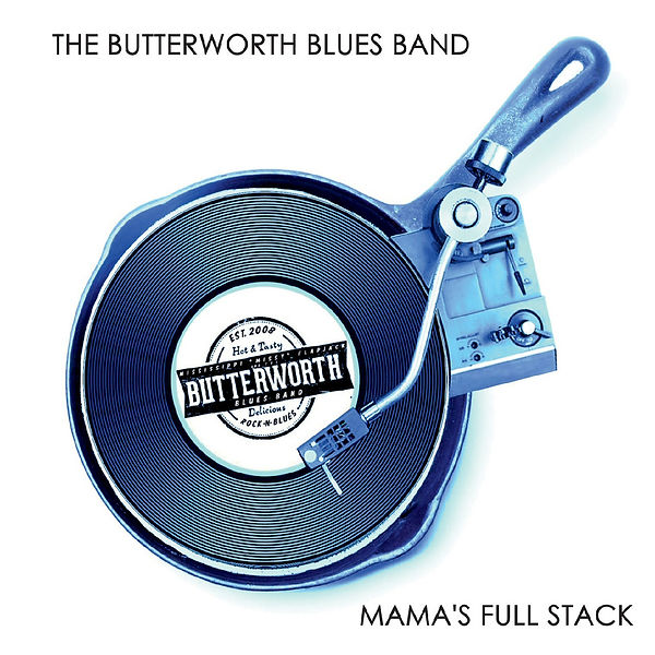 Cover Butterworth Blues Band - Mma's Ful