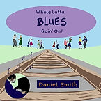 Cover Daniel Smith - Whole Lotta Blues G