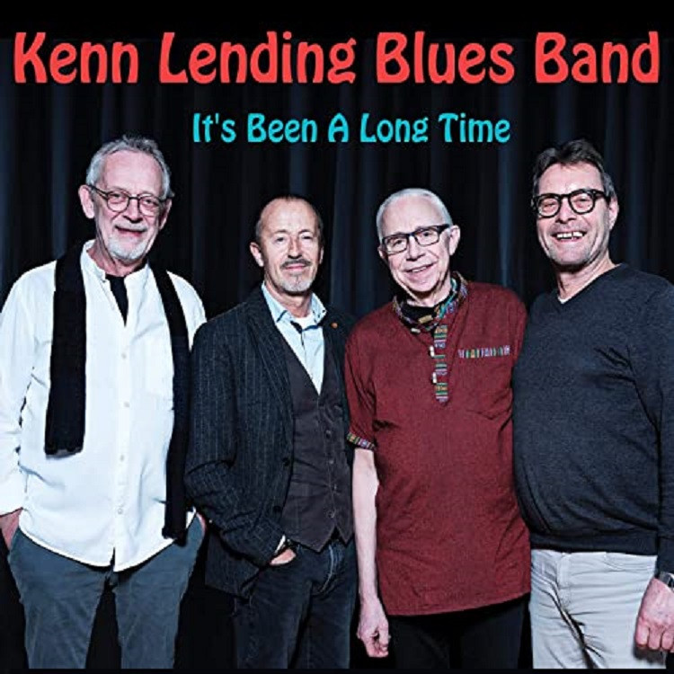 "Kenn Lending Blues Band - ""It's Been A Long Time"" (2020)"