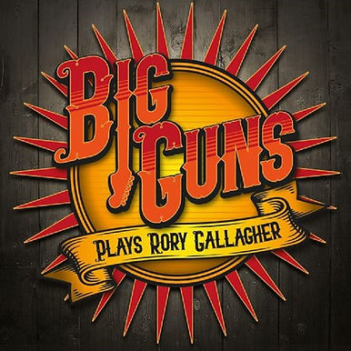 Cover Big Guns - Big Guns Plays Rory Gal