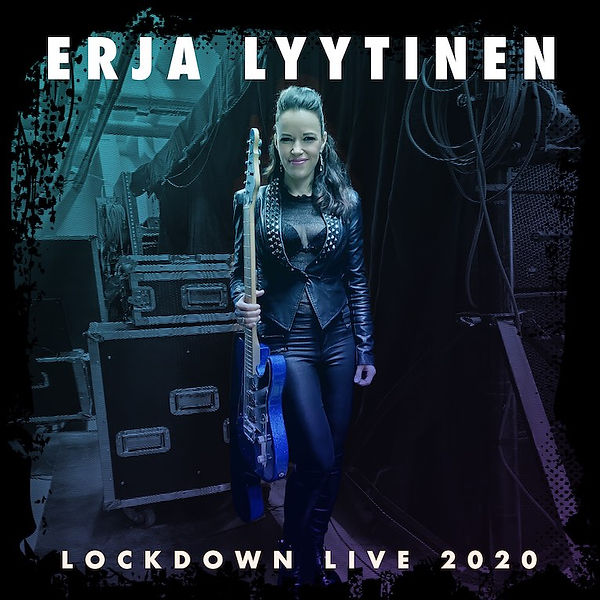Cover Erja Lyytinen - Lockdown Blues 202