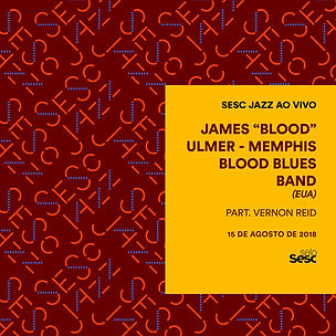 Cover James Blood Ulmer Memphis Blood Bl