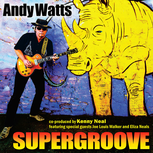 "Andy Watts - ""Supergroove"" (2020)"