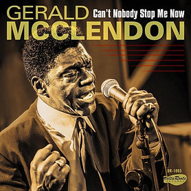 Cover Gaerald Mcclendon - Can't Nobody S
