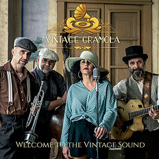 Cover Vintage Gramola - Welcome to the V