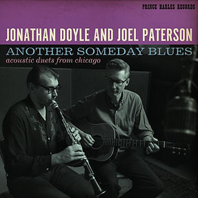 Cover - Jonathan Doyle & Joel Paterson -