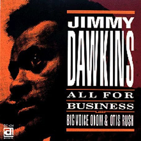 Cover Jimmy Dawkins - All For Business f