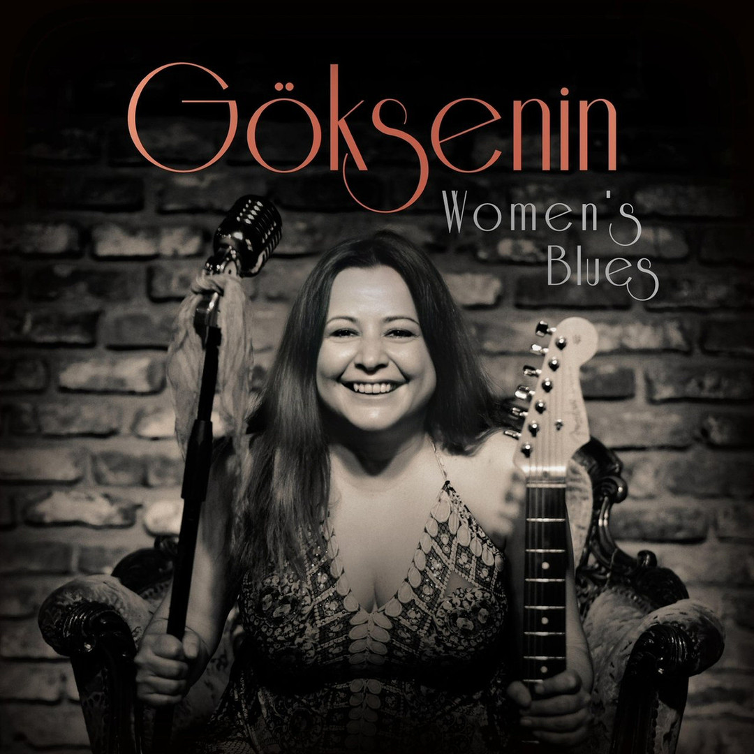 "Göksenin - ""Women's Blues"" (2020)"