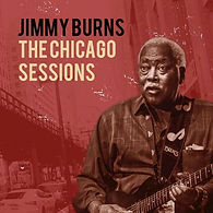 Cover Jimmy Burns - The Chicago Sessions