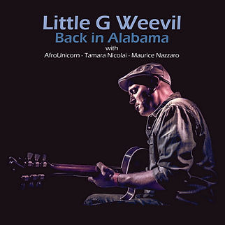 Cover Liitle G Weevil Back In Alabama.jp