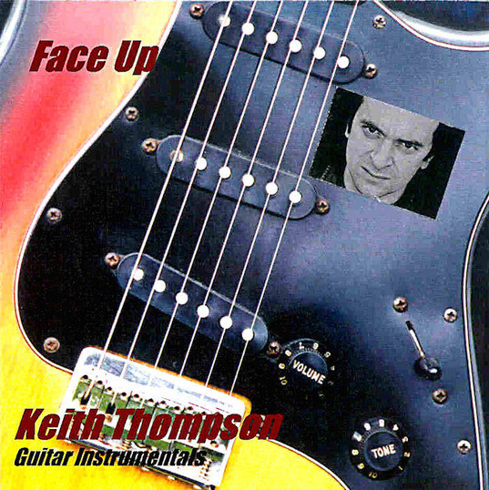 Keith Thompson - Face Up (2014)