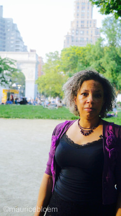 Tanya Spencer (New York, 2016)