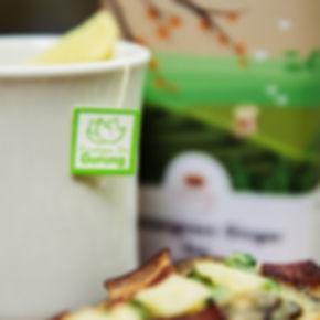lemongrass and ginger tea HongKong