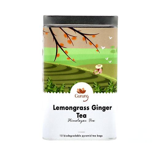 Organic Lemongrass Ginger