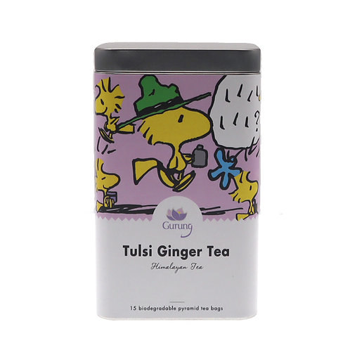 Limited Edition Woodstock Tulsi Ginger Tea