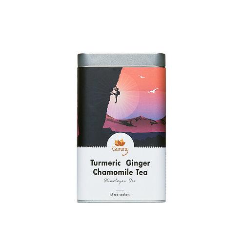 Organic Turmeric  Ginger Chamomile