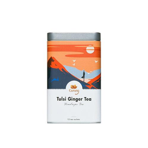Organic Tulsi Ginger