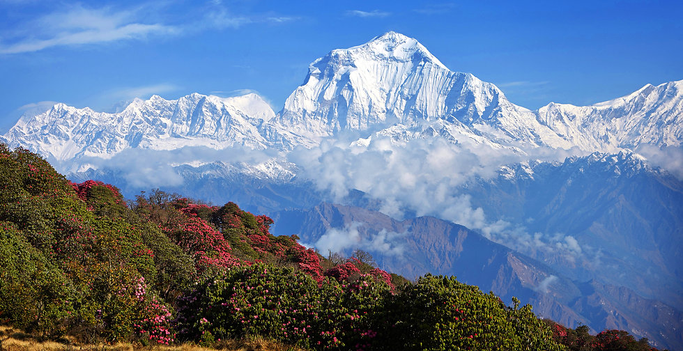 Himalaya mountain